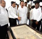 Hyderabad: Venkaiah Naidu inaugurates GHMC crematorium