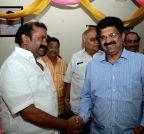 Hyderabad: Celebrities meet Telugu Cinematography Minister Talasani Srinivas Yadav