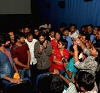 Hyderabad: Yevade Subramanyam moive unit Success tour