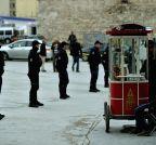 TURKEY-ISTANBUL-TAKSIM SQUARE-SHOOTING