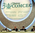 Istanbul (Turkey): Turkish President attend the 30th Session of the Standing Committee for Economic and Commercial Cooperation of the Organization of Islamic Cooperation (COMCEC) in Istanbul