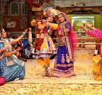 Jaipur: Phag Mahotsava - Govind Devji temple