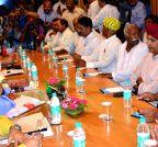 Jaipur: Gujjars meets Rajasthan ministers