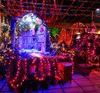 Jaipur: St. Xavier's Church decked up on Christmas eve