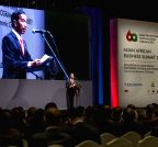 INDONESIA-JAKARTA-ASIAN AFRICAN BUSINESS SUMMIT