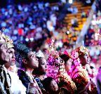 INDONESIA-JAKARTA-MASS WEDDING