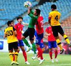INDONESIA-JAKARTA-AFC U-23 CHAMPHIONSHIP-QUALIFICATION