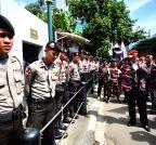 INDONESIA-JAKARTA-AUSTRALIAN EMBASSY-RALLY