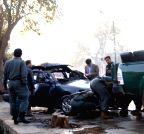 Jalalabad  (Afghanistan): Afghanistan bomb blast