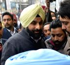 Jalandhar: Bikram Singh Majithia appears before ED