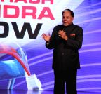 Jalandhar: Subhash Chandra during a programme at a private university