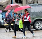 Jammu: Rains in Jammu