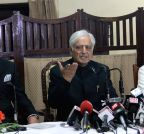 Jammu: J&K CM's press conference