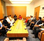 Japan: Andhra CM calls on Japan PM