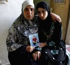 Jerusalem: The mother of Palestinian Muatnaz Hijazi