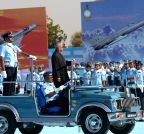 Jodhpur: 21 SQN and  116 HU of IAF get presidential standards