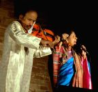 Jodhpur: Kavita Krishnamurthy performs at Mehrangarh Fort