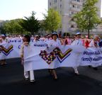 DPRK-KAESONG-DMZ CROSSING-WOMEN ACTIVISTS