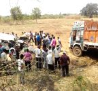 Kanhan: Road accident
