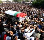 PAKISTAN-KARACHI-UNREST-MQM-FUNERAL