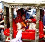NEPAL-KATHMANDU-SETO MACHHINDRANATH-CHARIOT FESTIVAL