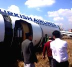 NEPAL-KATHMANDU-TURKISH AIRLINES ACCIDENT