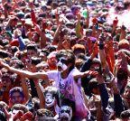 NEPAL-KATHMANDU-HOLI FESTIVAL