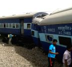 Kaushambi: One killed as train derails in UP