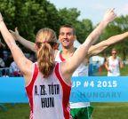 HUNGARY-KECSKEMET-PENTATHLON WORLD CUP-MIXED RELAY