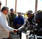 Kedarnath: Uttarakhand CM visits Kedarnath