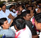Khammam: Telangana CM at Khammam district