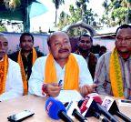 Kokrajhar: BPF leader Mono Kumar Brahma joins BJP