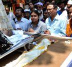 Kolkata: Masudur Rahman Baidya's funeral