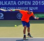 Kolkata: Emami Kolkata Open 2015- ATP Challenger - Final - Radu Albot Vs James Duckworth