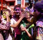Kolkata: Holi celebrations