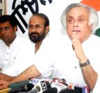 Kolkata: Jairam Ramesh`s press conference