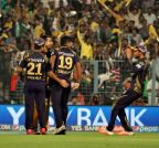 Kolkata: IPL 2015 - Kolkata Knight Riders vs Sunrisers Hyderabad (Batch -5)