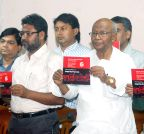 Kolkata: Left Front releases manifesto for KMC polls