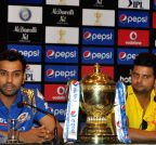 Kolkata: MI and CSK joint press conference
