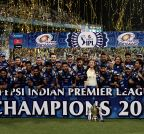 Kolkata: IPL 2015 - Final - Chennai Super Kings vs Mumbai Indians (Batch -​ 13)