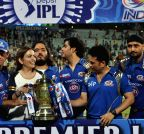 Kolkata: IPL 2015 - Final - Chennai Super Kings vs Mumbai Indians (Batch -​ 1​4​)
