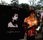 Kolkata: Candlelight vigil to pay tribute to Avijit Roy