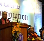 Bengaluru: President Mukherjee at the Annual Convocation of University of Calcutta