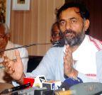 Kolkata: Yogendra Yadav's press conference