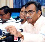 Kolkata: Surjya Kanta Mishra's press conference