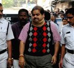 Kolkata: Srinjoy Bose produced in court