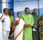 Kolkata: WB CM inaugurates community center