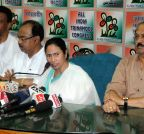 Kolkata: Trinamool Congress press conference