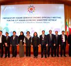 MALAYSIA-KOTA BHARU-ASEAN SENIOR ECONOMIC OFFICIALS' MEETING