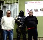 BOLIVIA-LA PAZ-SECURITY-DRUG TRAFFICKING